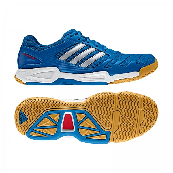 adidas BT Feather Team Badmintonschuhe