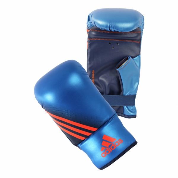 adidas Ballhandschuhe Speed 100, metallic-blue