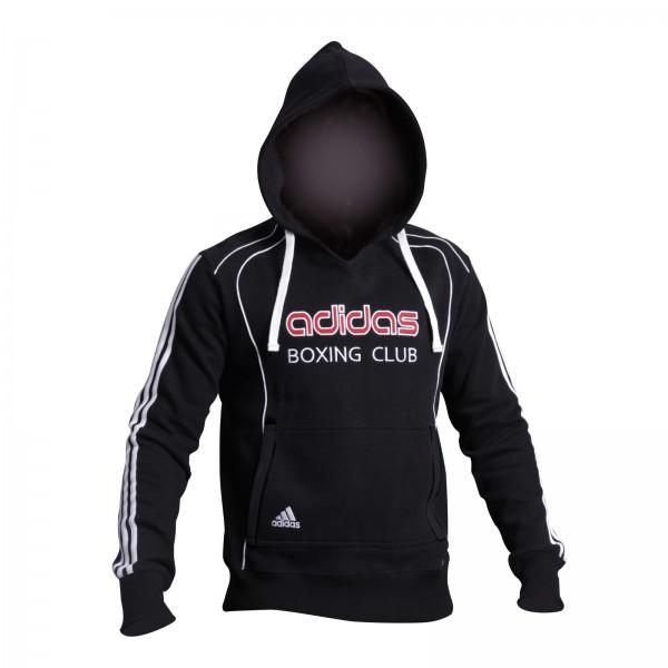 adidas Boxing Club Hoody Sweat Schwarz