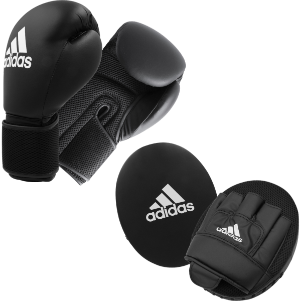 Gants de boxe adidas Adult Boxing Kit 2