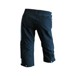 adidas 3SA 3/4 Woven Pant dark shade Detailbild