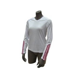 Shirt à manches longues adidas Response V-Neck femmes