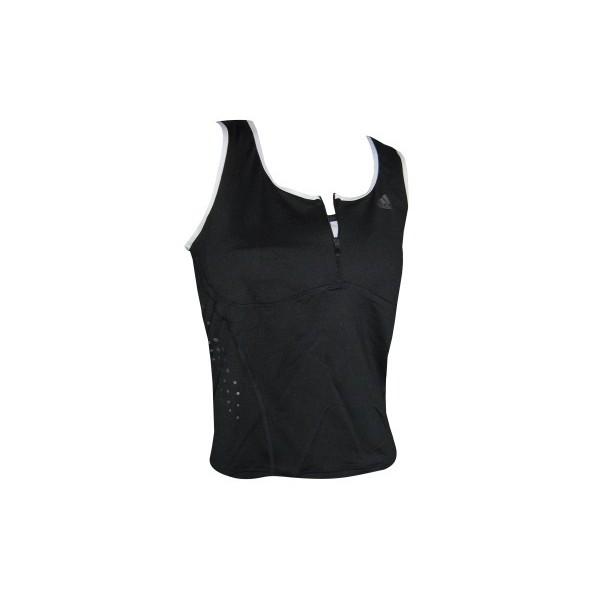 Bluzka bez rękawów adidas adiSTAR (damska)