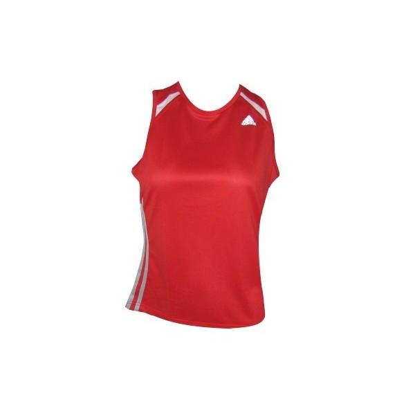 Koszulka bez rękawów adidas Marathon (damska)