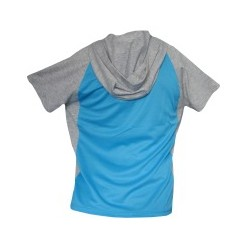 T-shirt à manches courtes Adidas Response Tee Hoody Detailbild