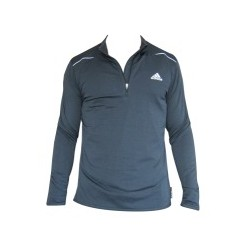 Adidas Supernova Long-Sleeved 1/2 Zip Shirt