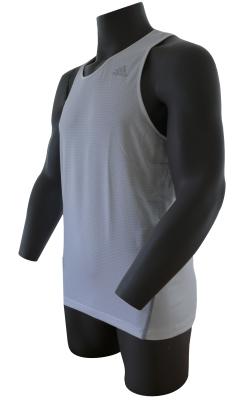 Koszulka bez rękawów adidas adiSTAR