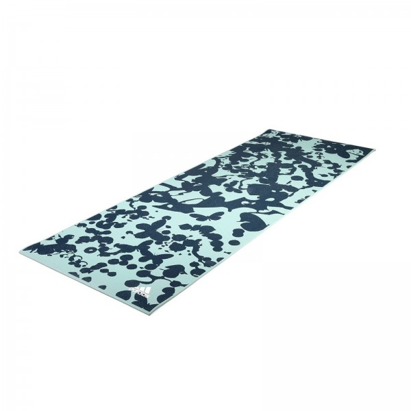 adidas 6mm Yoga Mat, butterfly print