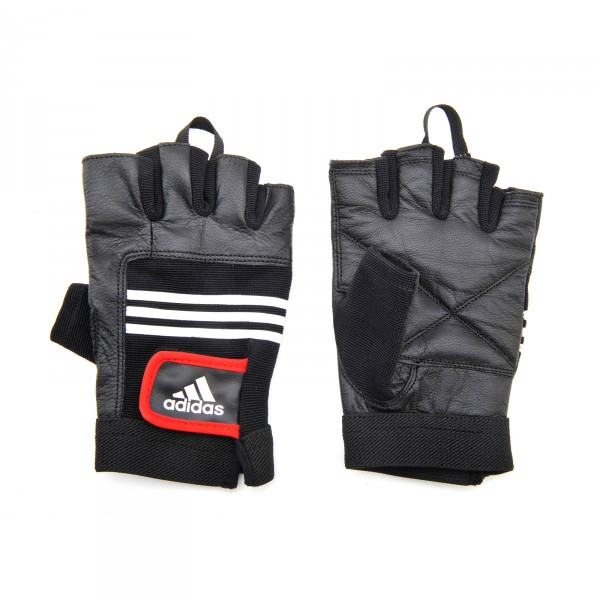 adidas Leather Lifting Gloves