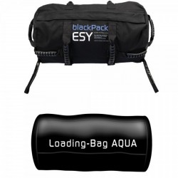 Sac blackPack ESY Set AQUA
