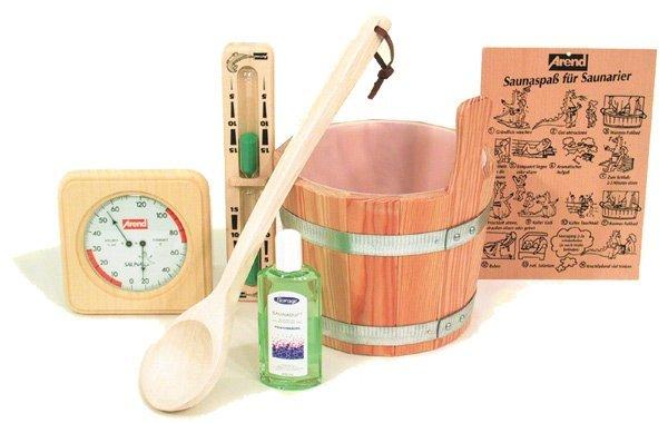 Arend sauna set