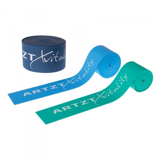 Bande de résistance ARTZT vitality Flossband PLUS