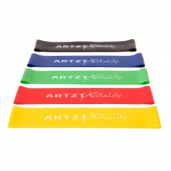 ARTZT vitality Rubber Band Set