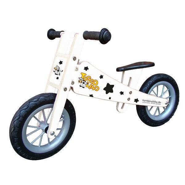 BambinoBike wood balance bike ToggolinoBike