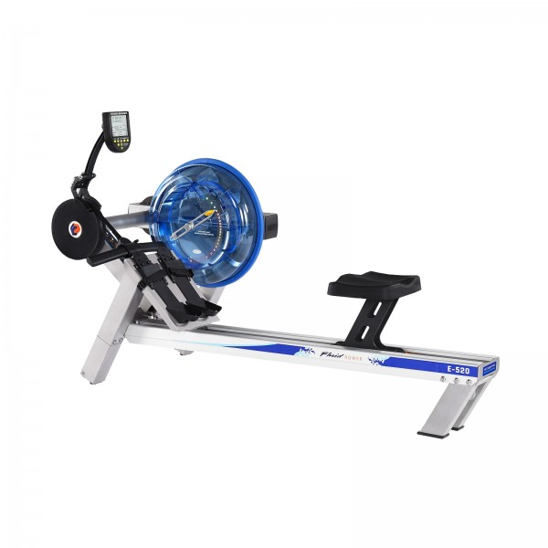 First Degree Fitness romaskinen Fluid Rower E520 med HRK