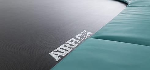 Figure: AirFlow-technologie voor hogere sprongen