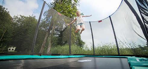Figure: Skákací plocha AirFlow: maximální komfort při skákání