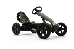 Berg Jeep Adventure - Pedaal Go-cart