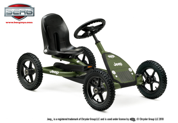 berg gokart jeep junior k b med 13 kundebed mmelser t. Black Bedroom Furniture Sets. Home Design Ideas