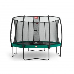 Berg garden trampoline Champion incl. safety net Deluxe purchase online now