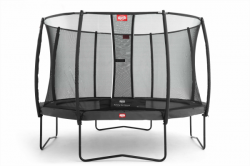 Berg garden trampoline Champion Grey incl. safety net Deluxe