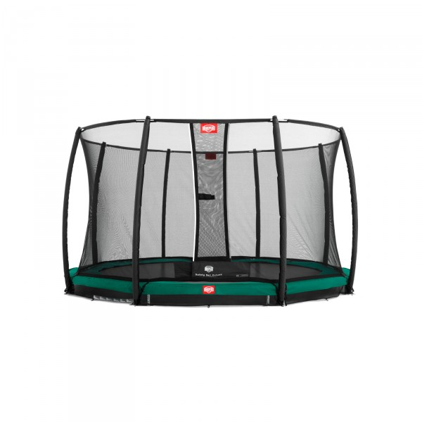 Berg garden trampoline InGround Champion incl. safety net Deluxe
