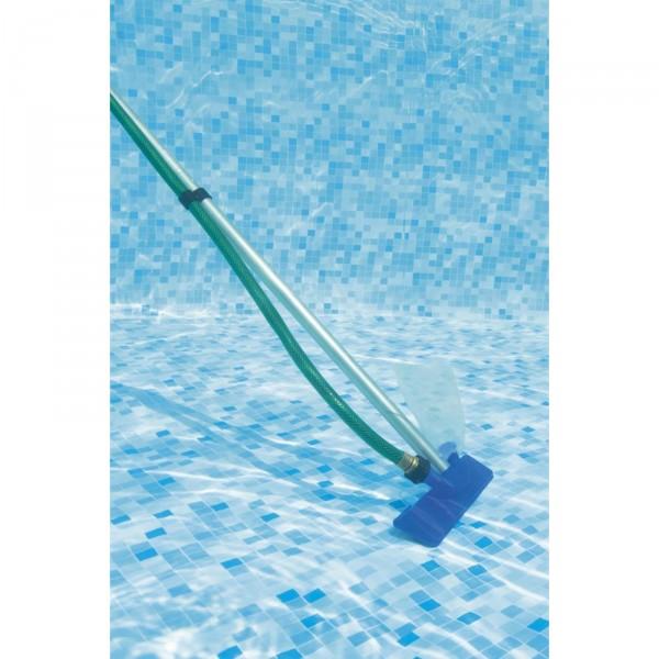 Flowclear Poolpflege Basis-Set für Poolgrößen bis 396cm Product picture