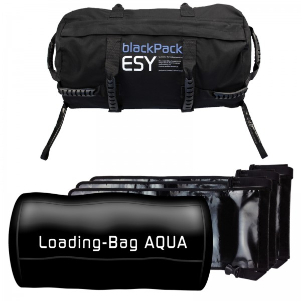 BlackPack Esy Sandbag Top