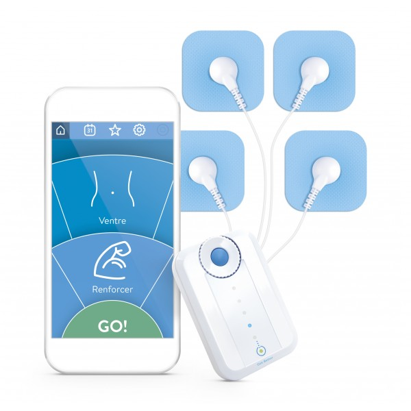 Bluetens TENS-/ muscle stimulator (with App control) Product picture