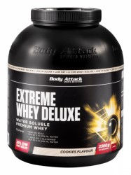 Body Attack Protein Extreme Whey Deluxe