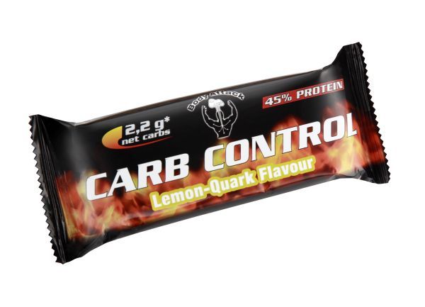 Body Attack Protein Bar Carb Control
