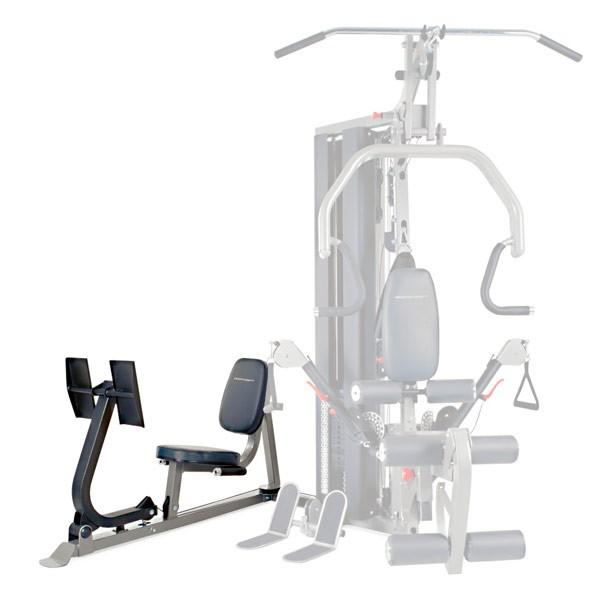 Presse à cuisses BodyCraft pour station de fitness GX