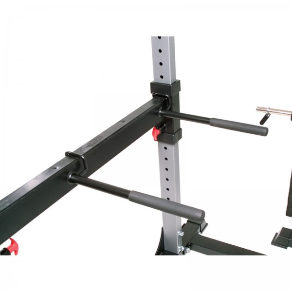 Station à dips BodyCraft pour station de musculation Power Rack F430