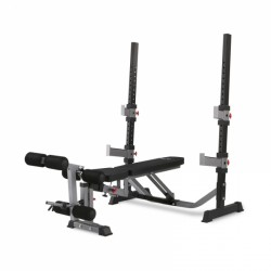 Banc de musculation Bodycraft  F609 avec rack à squat