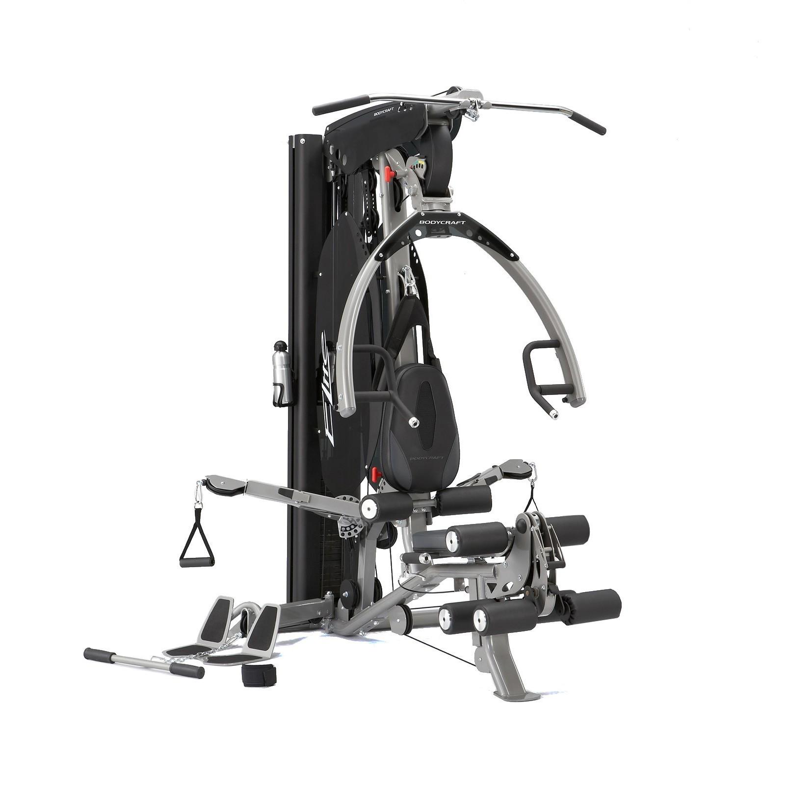 bodycraft appareil de musculation elite acheter avec 48. Black Bedroom Furniture Sets. Home Design Ideas