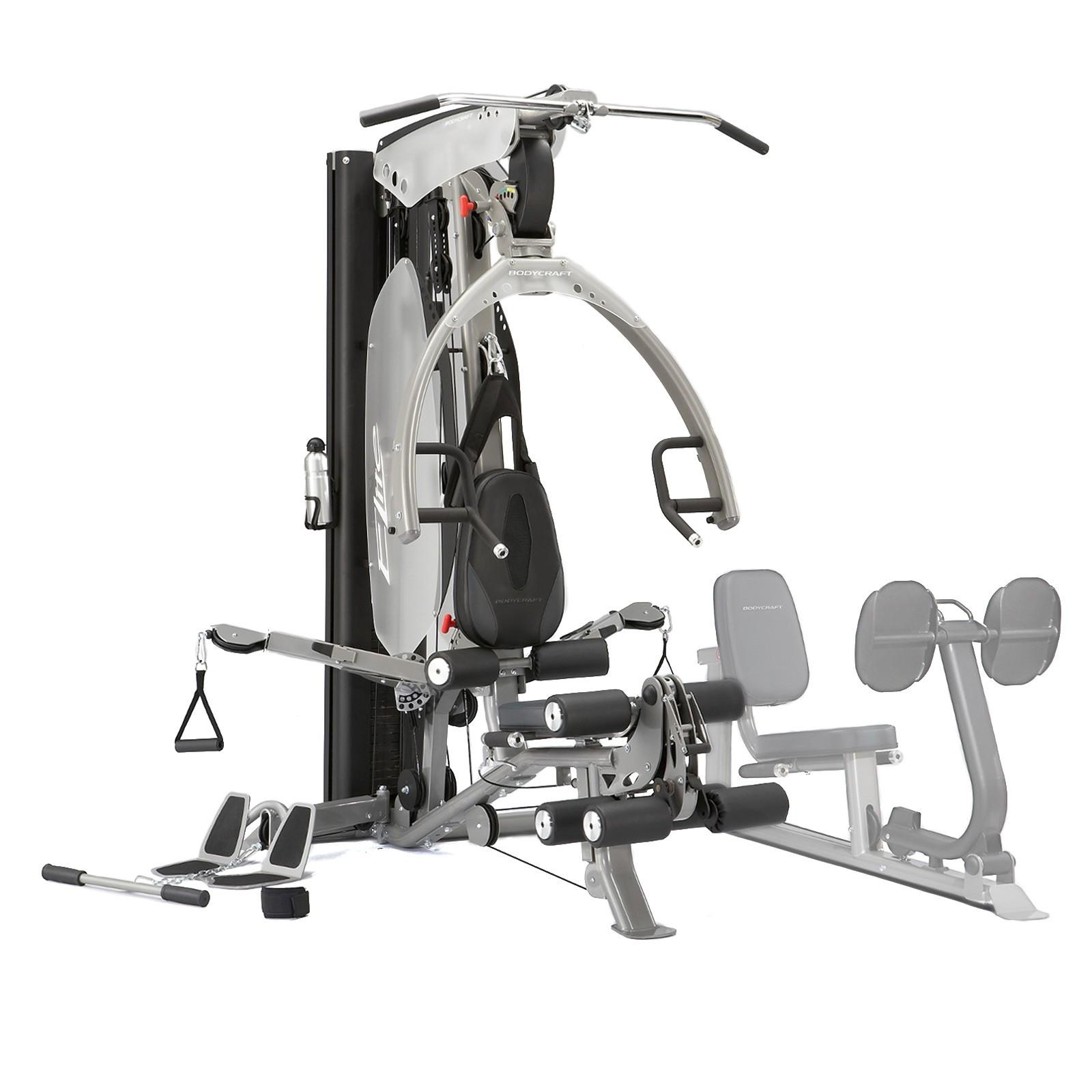 bodycraft appareil de musculation elite acheter bon prix chez t fitness. Black Bedroom Furniture Sets. Home Design Ideas