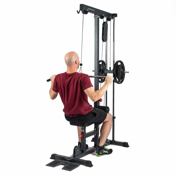 Bodycraft Lat Pull Tower