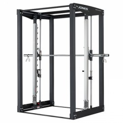"Power Rack Bodycraft  ""The Jones"" Commercial"
