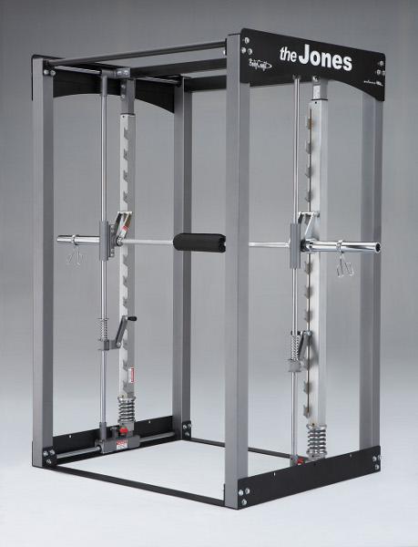 """3D-Smith-appareil de musculation Bodycraft  """"The Jones"""" Commercial"""