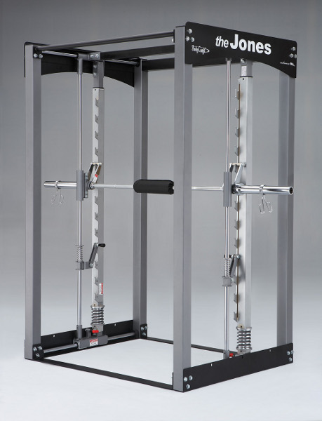 BodyCraft Squat Rack 3D Smith The Jones Commercial