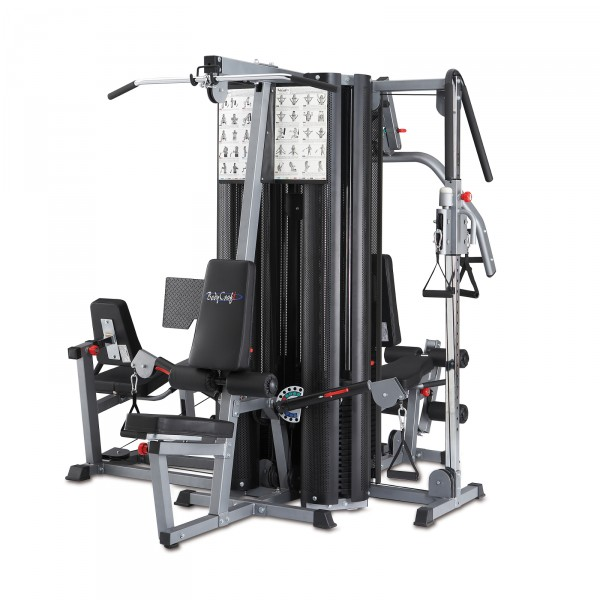 Multi-appareil de musculation BodyCraft X4