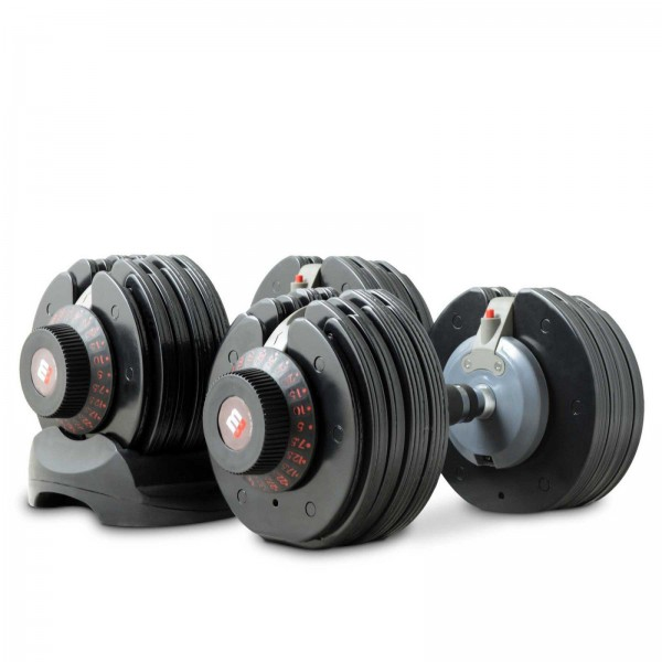 Bodymax Selectabell Dumbbell Paar - 5 tot 32,5 kg