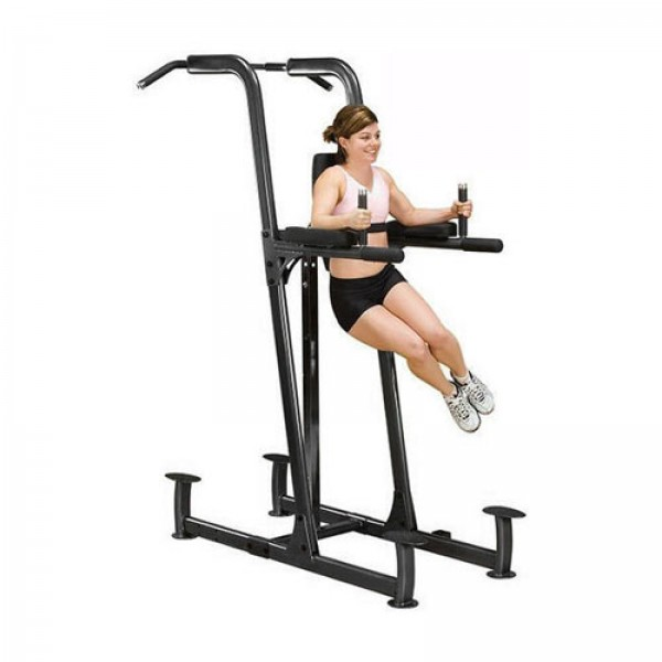 Body-Solid FCD Fusion Vertical Knee Raise, Dip, Pull Up