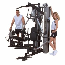Body-Solid G10B Bi-Angular 2 Stack Multi Gym