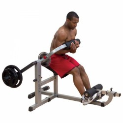 Body-Solid GCAB360 Buik,- en rugspiertrainer