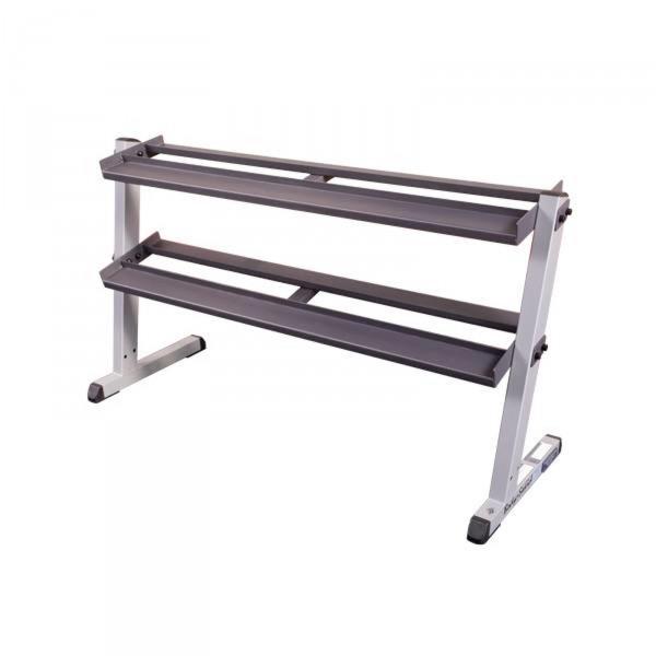 Body-Solid GDR60 – Dumbbell Rack