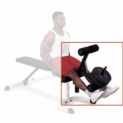 Body-Solid GLDA1 Leg Extensions Uitbreiding Trainingsbank