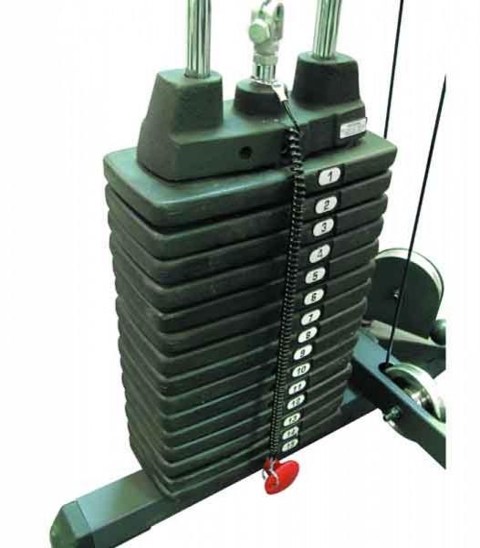 Body-Solid SP50 Extra gewicht (22,5 kg)