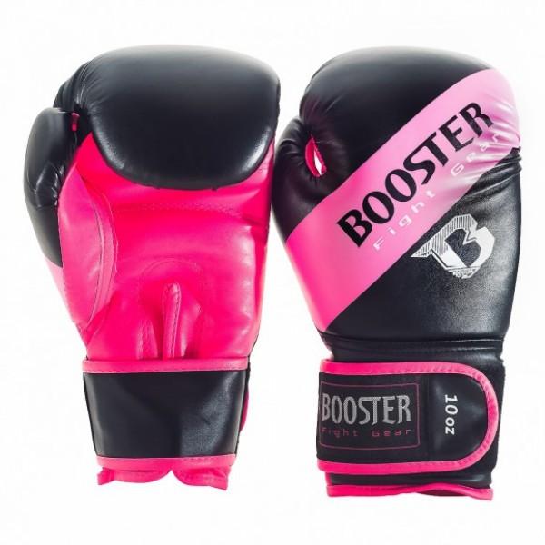 Booster bokshandschoen BT Sparring pink