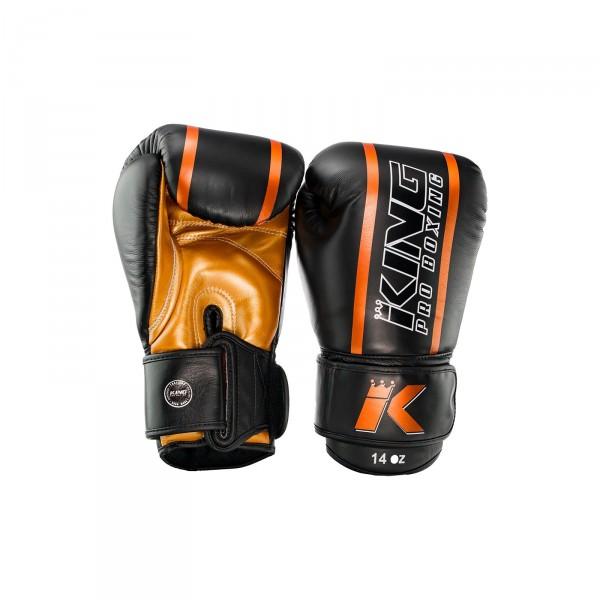 Booster King PRO BOXING - Bokshandschoenen Elite Oranje